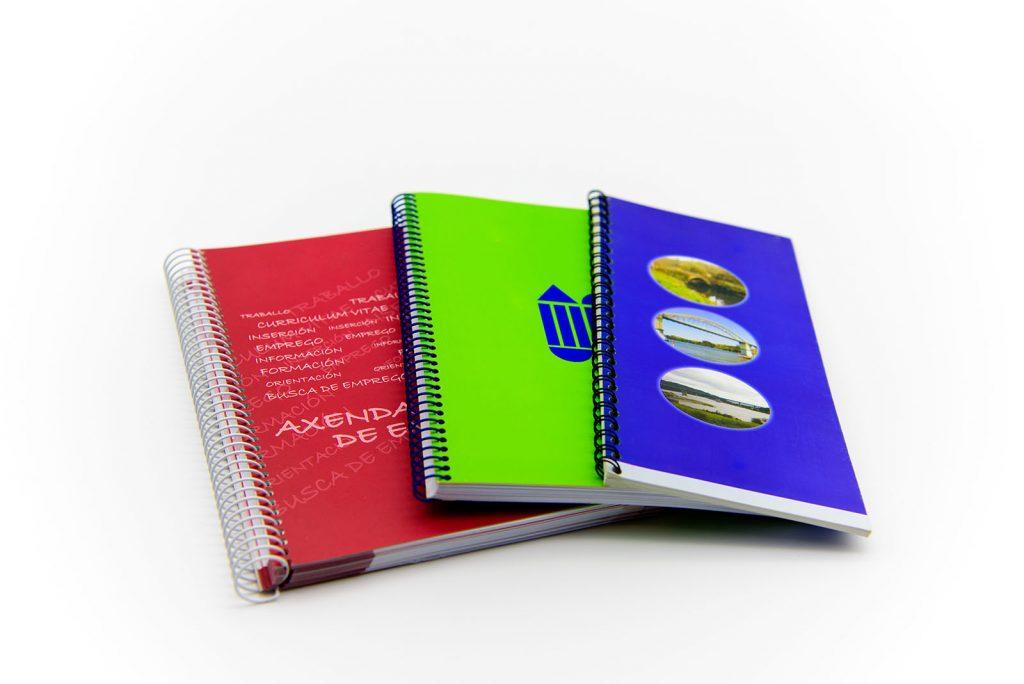 Agendas y Guías - Gráficas Lomar