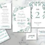 Invitación boda - Gráficas Lomar